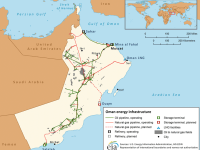 BP Starts Production from Oman's Unconventional Gas Field
