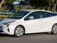Toyota Prius combined fuel economy of 50 MPG
