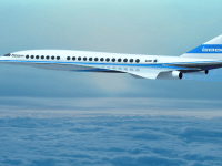 Boom Will Fly You from New York to London in 3.4 Hours