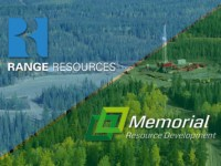 Range Resources to Acquire Memorial Resource Development in $4.4 Billion Transaction
