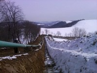 New England Natural Gas Pipeline Capacity Increases for First Time in Six Years