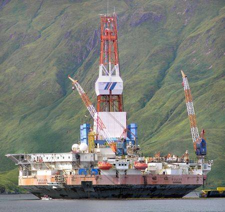 Offshore Alaska drilling rules - Oil & Gas MODU offshore drilling unit