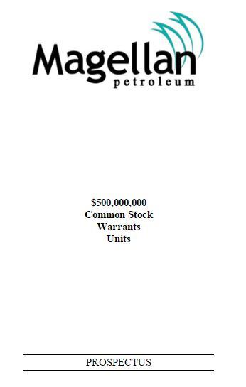 LNG on the Move: Magellan Files S-3 for $500 Million