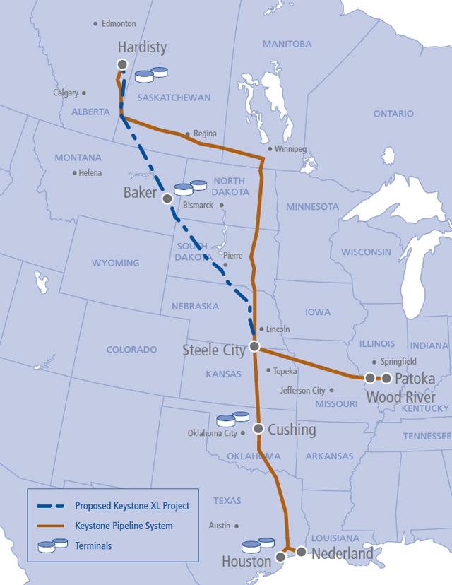 Keystone XL Pipeline on Track to Begin Primary Construction in 2019