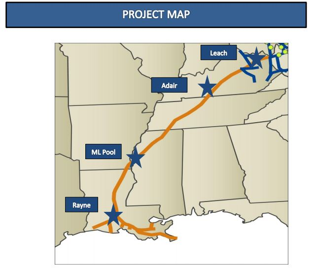 Williams Partners to Grow Infrastructure, Midstream Services in Appalachia