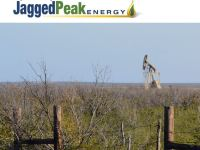 Jagged Peak Energy: Private Offering of $400 Million Senior Unsecured Notes