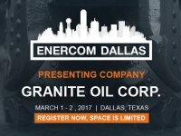 Granite Oil Corp. Delivers Record 2016 Year End Reserve Metrics