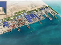 Aramco Moving Ahead with Massive Shipyard
