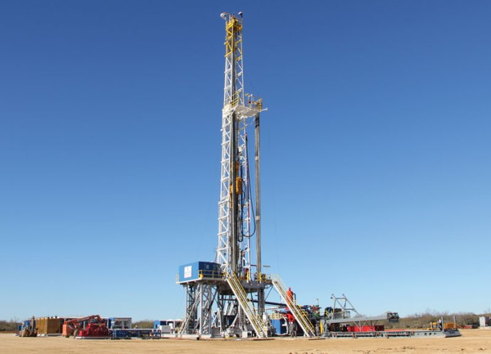 Independence Contract Drilling: ShaleDriller® Walking Rigs Designed for Pad Drilling Market