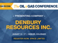 EnerCom's 2017 Conference Day Two Breakout Notes: Denbury Resources