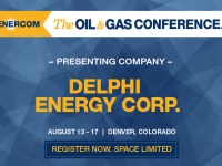 EnerCom's 2017 Conference Day Two Breakout Notes: Delphi Energy Corp.