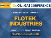 EnerCom's 2017 Conference Day Three Breakout Notes: Flotek Industries