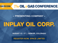 EnerCom's 2017 Conference Day Three Breakout Notes: InPlay Oil Corp.