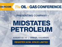 EnerCom's 2017 Conference Day Three Breakout Notes: Midstates Petroleum