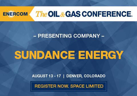 Sundance Energy Building Eagle Ford Growth Ramp