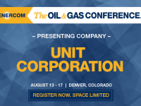 EnerCom's 2017 Conference Day Two Breakout Notes: Unit Corporation