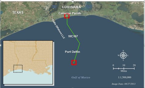Golar LNG to Provide Vessels for First U.S. Floating LNG Project