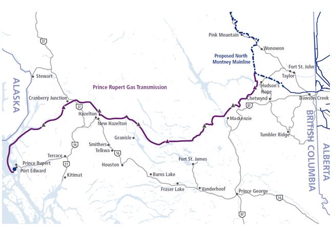 TransCanada to Be Reimbursed Following Pacific NorthWest LNG Dump