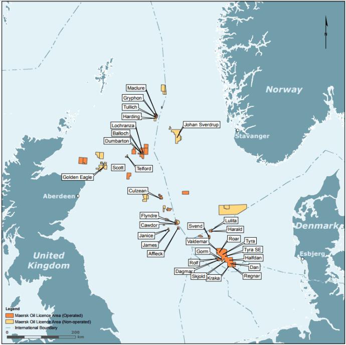 Total Buys Maersk Oil in $7.45 Billion Deal