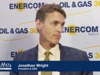 Exclusive Video Interview with NuVista Energy President & CEO Jonathan Wright