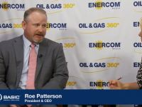 Exclusive Video Interview with Basic Energy Services President & CEO Roe Patterson
