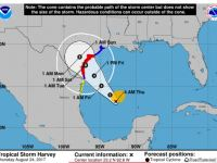 Hurricane Harvey Precautions: 14.7% of GOM NatGas Production is Shut-In – BSEE