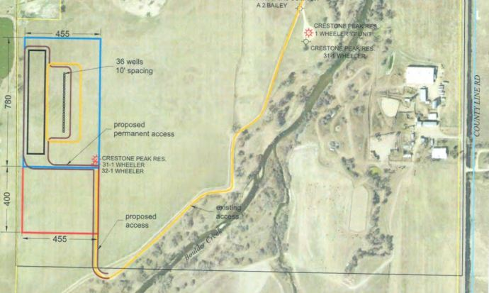 Commissioners Warn Boulder County Residents that Oil Companies are Making Plans to Drill
