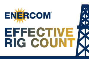 EnerCom Effective Rig Count Falls By 13
