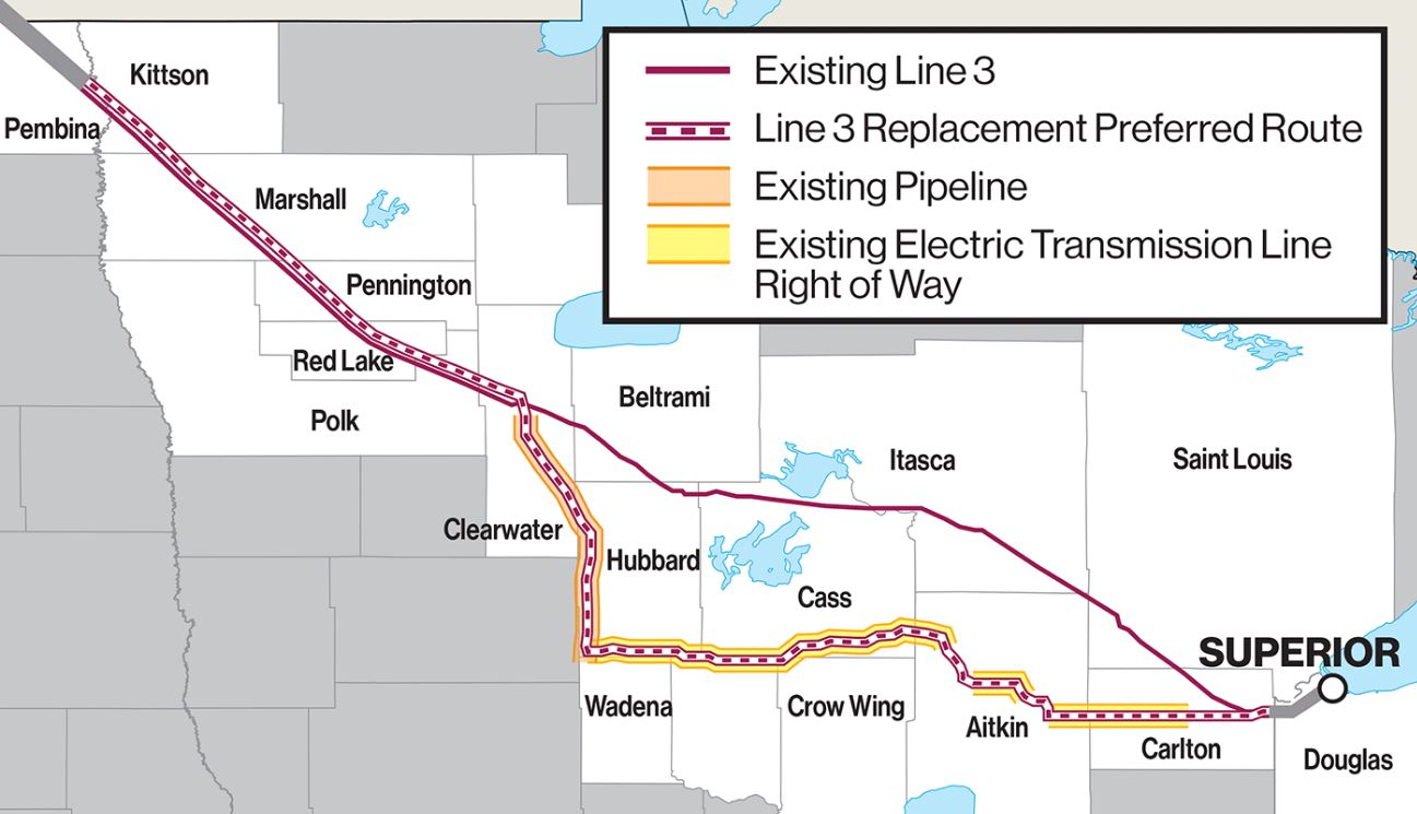 Will Enbridge's Line 3 become the Next Keystone XL? - Oil