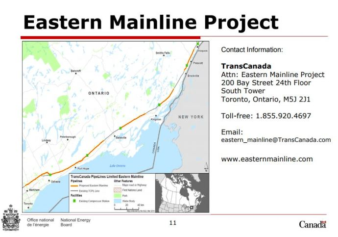 TransCanada Axes Two Pipeline Projects