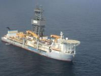 Pacific Bora drilling rig arrives at Oyo-9 field in deepwater offshore Nigeria
