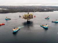ExxonMobil Starts Production Offshore Newfoundland/Labrador