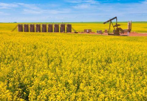 EOG Resources, Mountrail County, North Dakota.