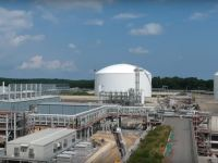 Cove Point LNG Facility Almost at the Finish Line