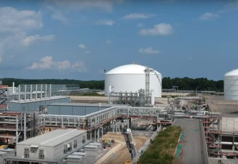 BP Snaps Up LNG From Venture Global's Calcasieu Pass
