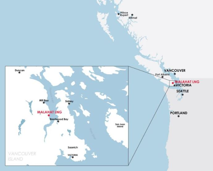 Another Proposed Canadian LNG Project Pulls the Plug