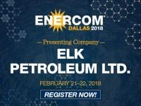Elk Petroleum Brings EOR to EnerCom Dallas