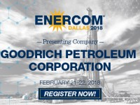 EnerCom Dallas 2018 Presenter: Goodrich Petroleum Corporation