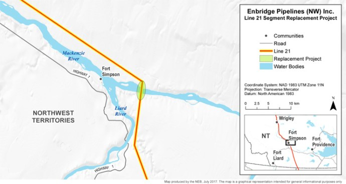 Canada's National Energy Board Approves $53 Million Enbridge Pipeline