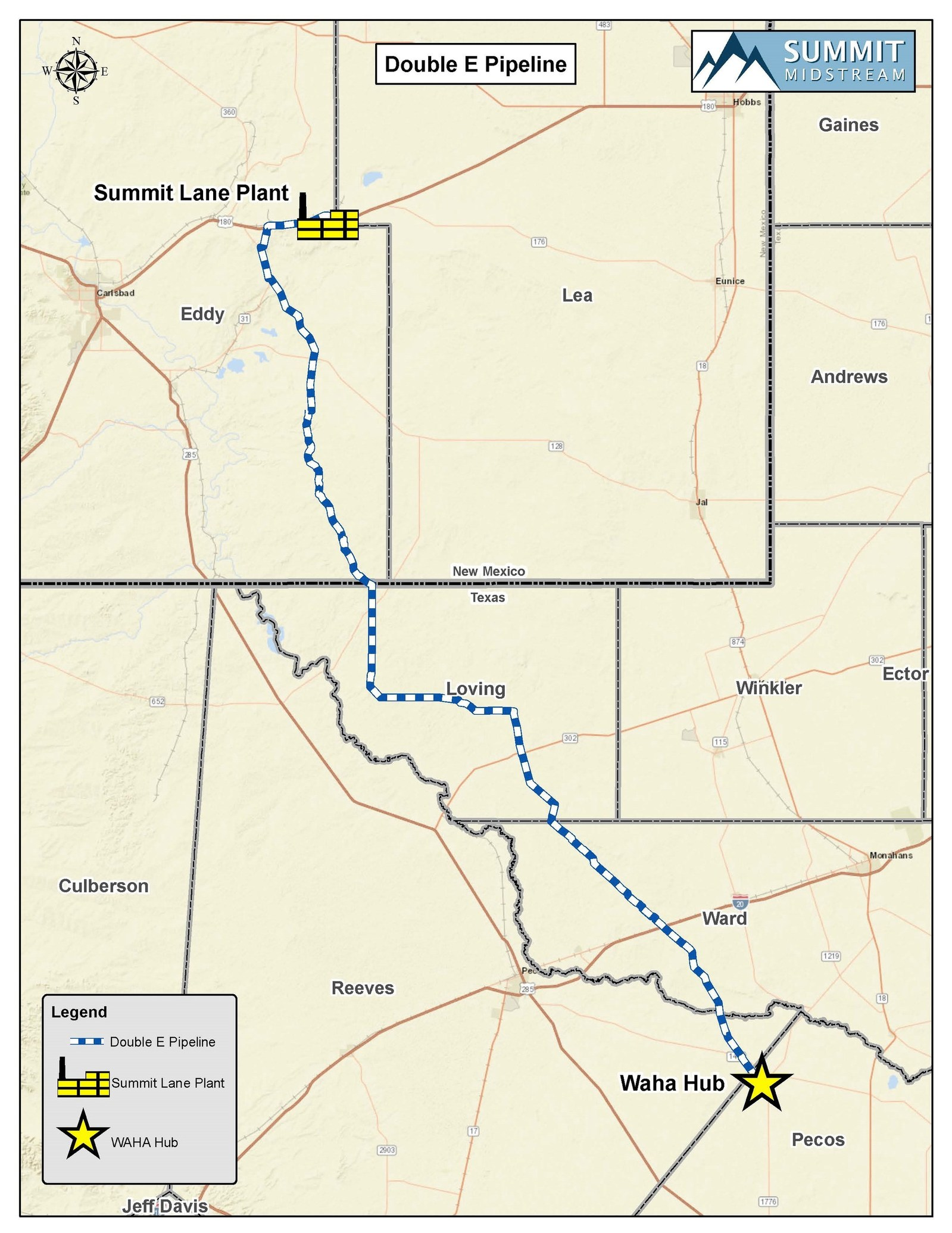 Summit midstream holds open season for double e natgas pipeline summit midstream holds open season for double e natgas pipeline oil gas 360 biocorpaavc