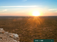 Concho Resources Produces 70 MMBOE