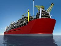World's largest floating LNG platform starts production in Australia