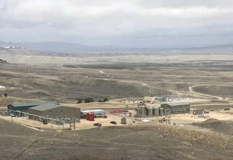 Grieve CO2 EOR Project