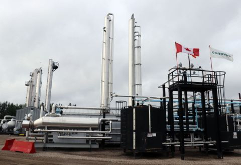 Cenovus Expects Full Year Oil Sands Volume to be 364,000-382,000 Barrels Per Day in 2018