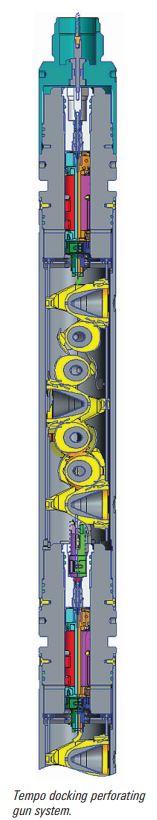 Schlumberger Introduces New Perforating Gun System