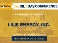 Lilis Energy Announces Wolfcamp IPs