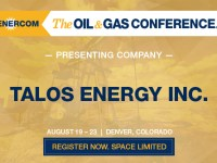 Talos Energy Updates Production Guidance
