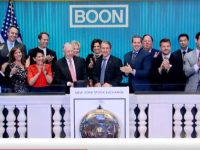 Boone Pickens, 90, Rang the Closing Bell at the NYSE Today