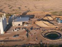 Hi-Crush Reports Second Kermit Facility Completed On Time and Under Budget