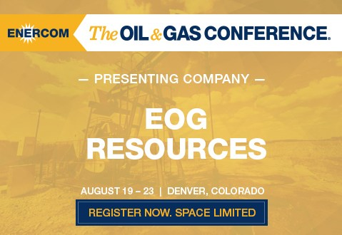 EOG Resources to Present at The Oil and Gas Conference